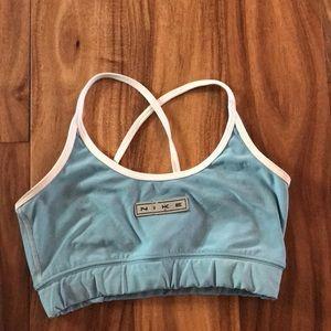 Well loved Nike sports bra